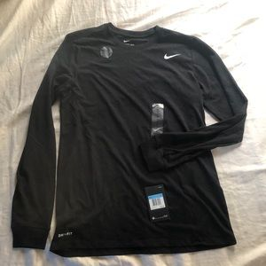 Nike Dry Fit Ling Sleeve Top